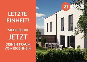 Letzter Bauabschnitt - Geförderte Doppelhaushälfte in Strassham