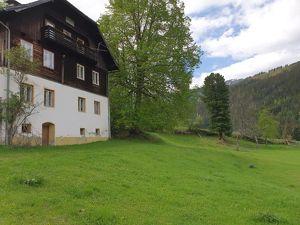 Gutshof in Alleinlage im Nationalparkgebiet Nockberge