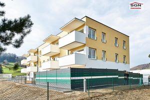 Geförderte 2-Zimmerwohnung mit Balkon und Garagenstellplatz