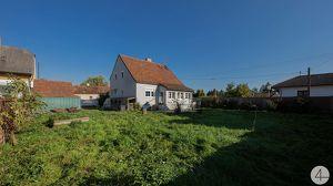 Sanierungsbedürftiges Einfamilienhaus mit viel Potenzial nähe Bahnhof!