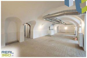 Super Geschäftsfläche mit perfekter Aufteilung und tollen Details in Linz zu vermieten!