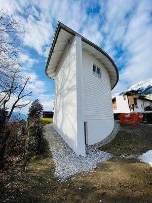 Ibk/Arzl: generalsaniertes, denkmalgeschütztes Architektenhaus mit gr. Garten und Panoramaaussicht