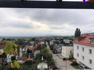 Eisenstadt - Zentrumsnähe! Schöne 58m² Maisonettewohnung mit traumhaften Fernblick in absoluter Grünruhelage!