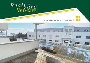 Gepflegte Wohnung mit überdachtem Balkon