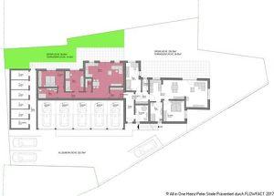 Neubau - Erdgeschosswohnung mit Terrasse und Garten