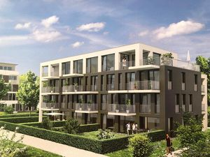 Exklusive Penthouse Eigentumswohnung in Simbach am Inn