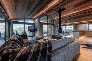 Ski in & Ski out – Trendiges Neubau Chalet mit traumhaftem Kaiserblick
