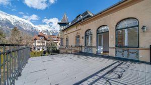 Repräsentative Villenetage in Top Lage von Innsbruck / Saggen