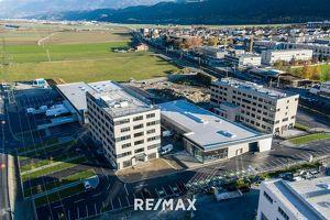 Beliebig erweiterbare Lager- bzw. Logistikflächen im neuen Technologie Center Kematen zu mieten