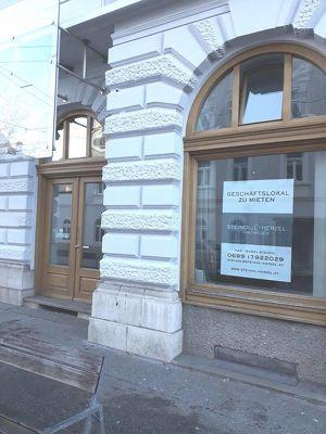 Geschäftslokal im ERSTBEZUG! Salzburger Toplage!