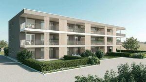 Klare Linie und Wohn-Komfort, 3-Zimmer Wohnung