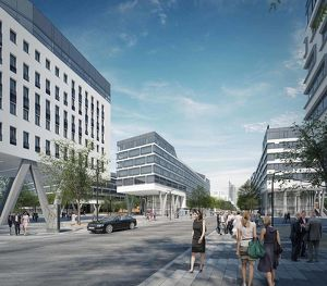 AUSTRIA CAMPUS - Der Business Hotspot in Wien!