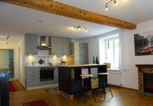 Möblierte Wohnung mit Garten zentral komfortabel ruhig Wohnen Bäumlegasse Dornbirn