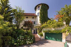 Winterfreude! Panorama-Landhaus mit viel Gestaltungsfreiraum unweit der Stadt Salzburg