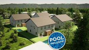 Exklusive Doppelhäuser am Leeberg – Pool inklusive! PROVISIONSFREI!
