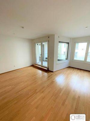 Goldegg Gardens: exklusive 2 Zimmer Wohnung mit Loggia - 1040 Wien
