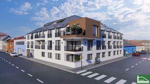 Ideale Vorsorgewohnungen !Stilvoller Neubau mit hochwertiger Ausstattung !