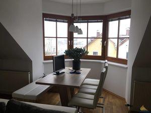 3-Zimmer Dachgeschoßwohnung in Ernsthofen mit Stellplatz