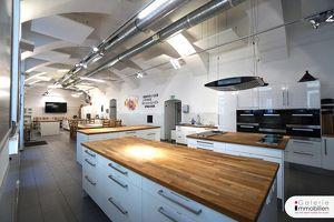 Kochschule - ablösefreies Geschäftslokal - langzeitige Vermietung