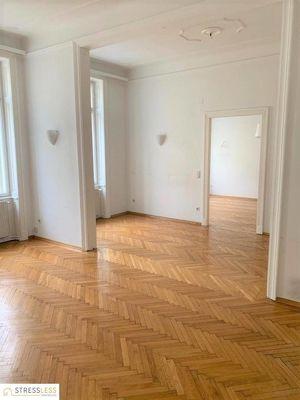 Wunderschöne 5 Zimmer Stil-Altbauwohnung Nähe SchubertparK ab SOFORT zu vermieten