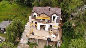 Einfamilienhaus mit 5 Zimmern und ca. 1398 qm Grund in absoluter Ruhelage !! Neubau/Erstbezug !!