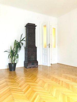 1040 Nähe Hauptbahnhof! Tolle 2,5-Zimmer Altbauwohnung! UNBEFRISTET!