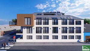 Jetzt Besichtigungstermin vereinbaren ! Attraktives Neubauprojekt in zentrumsnähe Stockerau !