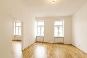 Lindengasse - zentraler 3 Zimmer Altbau, unbefristet