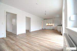 Optimal aufgeteilte 3 - Zimmer Wohnung mit Balkon inkl. EWE Küche & PKW Stellplatz in Glaubendorf