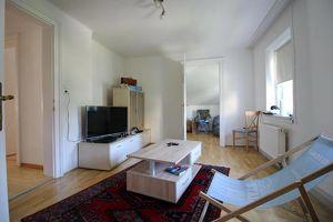 2-3 Zimmer Dachgeschosswohnung im Zentrum