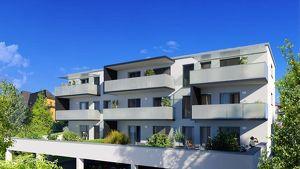 8101 Gratkorn: PROVISIONSFREIER ERSTBEZUG! Attraktive 2-Zimmer-Wohnung mit Balkon!