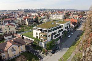 Villenblick 6 - Exklusives Wohnen in Fürstenfeld: Moderne Eigentumswohnung (97m²) mit Loggia im Zentrum! Provisionsfrei!