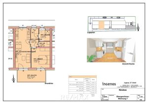 Top moderne Wohnungen in Neutillmitsch ab Juli 2021 zu vermieten