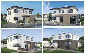 Rosenbach - ELK-Design-Haus und ebenes Grundstück (Wohnfläche - 130m² & 148m² & 174m² möglich)