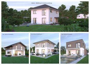 Rosenbach - Schönes ELK-Haus und ebenes Grundstück (Wohnfläche - 117m² - 129m² & 143m² möglich)