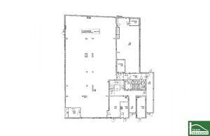 € 5/m² Miete inkl. BK! Gewerbeobjekt mit Auslagefront!