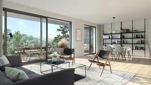 Traumhaftes Penthouse für gehobene Ansprüche, inklusive 183 m² großer rundum-Terrasse. Erstbezug in Achau nahe Wien