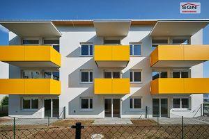 geförderte 3 Zimmer-Gartenwohnung in Pitten