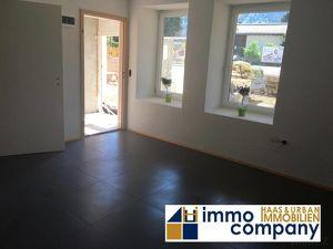 Jenbach - zentrale Lage: Garconniere, 20 m² Wohnfläche, Terrasse/ Gartenanteil, Kellerabteil, Parkplatz, Sofortbezug