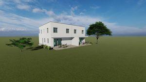 Coming soon! Wimberger Doppelhäuser Vöcklabruck / Buchleiten