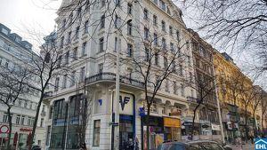 Loftbüro direkt auf der beliebten Mariahilfer Straße!