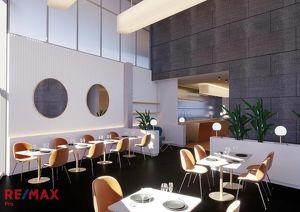 Eventcenter in innovativem Bürokomplex