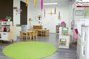 Kinderclub - UNBEFRISTET - Grünanlage vor der Tür - gute öffentliche Anbindung - Top Ausstattung