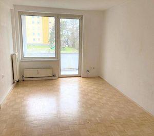 Kompakte Wohnung in Haid mit Loggia
