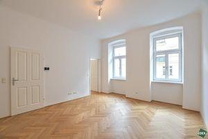 Helles 3 Zimmer-Büro beim Clemens-Hofbauer-Platz