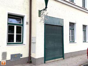 BESTLAGE HINTERBRÜHL - GESCHÄFTSLOKAL/ BÜRO/ PRAXIS SANIERUNGSBEDÜRFTIG