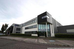 Neuwertiges Büroobjekt Im Südpark - optinal mit Halle
