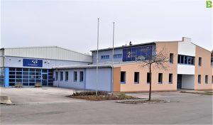 Halle und Büro im Betriebsgebiet von Amstetten zu mieten