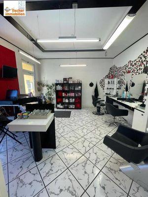 Friseurgeschäft in bester Lage zu vermieten