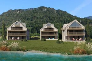 Seeblick de Luxe im Attersee-Penthouse